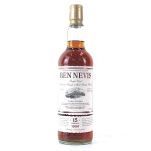 Ben Nevis 1996 Single Cask 15 Year Old