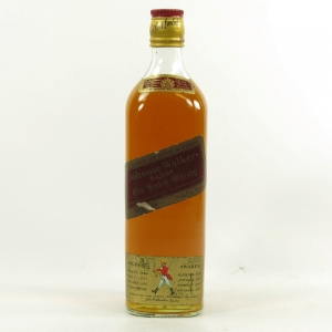 Johnnie Walker Red Label 1970s Front