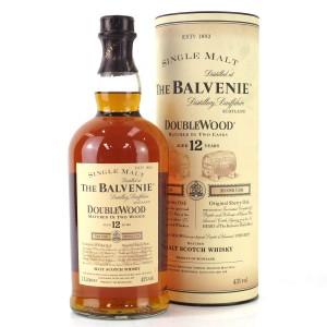 Balvenie 12 Year Old Double Wood 1 Litre