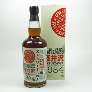 Karuizawa 1984 29 Year Old Single Cask #7802