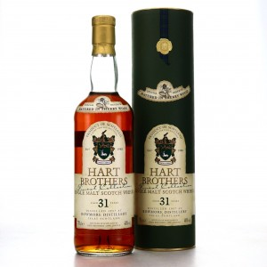 Bowmore 1957 Hart Brothers 31 Year Old Sherry Wood