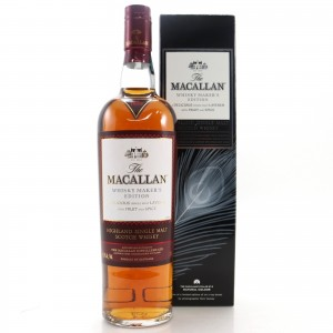 Macallan Whisky Maker's Edition Nick Veasey Pillars / No.5 Natural Colour