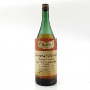 "Delva ""Afrika Corps Lost Liquor"" Special Brand"