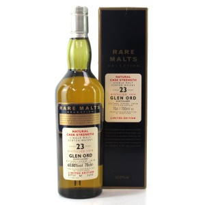 Glen Ord 1974 Rare Malt 23 Year Old / 60.80%