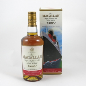 Macallan Decades Thirties front