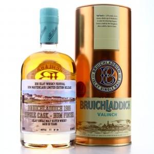 Bruichladdich 1989 Valinch 20 Year Old Rum Cask Finish / Feis Ile 2010