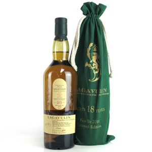 Lagavulin 18 Year Old Feis Ile 2018
