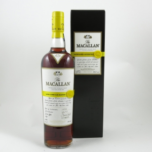 Macallan 1999 Easter Elchies 2012 front