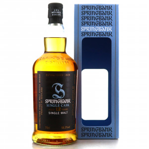 Springbank 2003 Port Pipe 12 Year Old / UK Exclusive