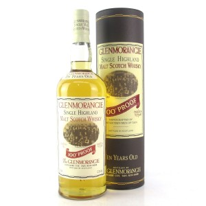 Glenmorangie 10 Year Old 100 Proof 1 litre