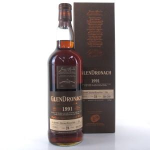 Glendronach 1991 Single Cask 24 Year Old #2361