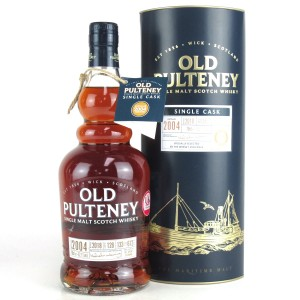 Old Pulteney 2004 Single Sherry Cask #128 The Whisky Exchange