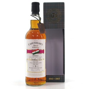 Paul John 5 Year Old Cadenhead's Single Cask