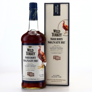 Wild Turkey 10 Year Old Sherry Signature 1 Litre