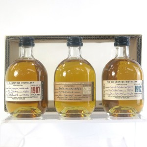 Glenrothes Gift Set 3 x 10cl / Including 1987