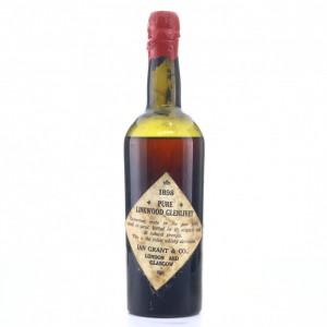 Linkwood 1898 Ian Grant and Co