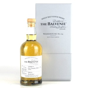 Balvenie 14 Year Old Single Cask #2023 20cl / Bourbon Barrel 1st Fill