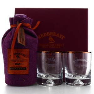 Redbreast 32 Year Old Dream Cask 50cl Gift Pack with Apology Letter