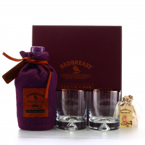 Redbreast 32 Year Old Dream Cask 50cl Gift Pack