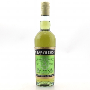 Chartreuse Voiron Green Label 50cl