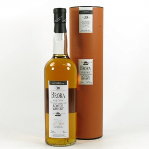Brora 30 Year Old 2002 / 1st Release