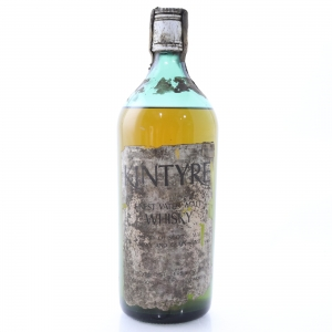Kintyre Finest Vatted Malt Whisky Circa 1970s