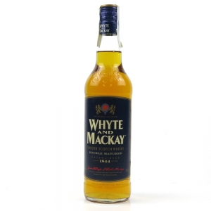 Whyte And Mackay Double Matured