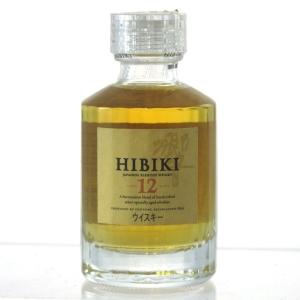 Hibiki 12 Year Old Miniature 5cl