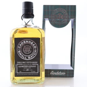 Glenrothes 1996 Cadenhead's 20 Year Old