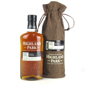 Highland Park 2003 Single Cask 13 Year Old #6324 / SISU