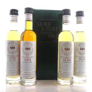 SMWS Four Malts (Not) of a Kind 4 x 10cl / 4th Release