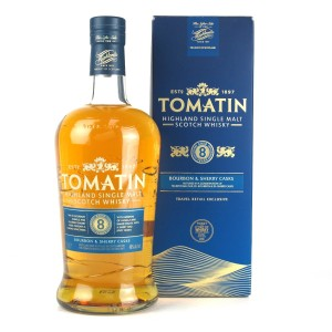 Tomatin 8 Year Old / Bourbon & Sherry Casks
