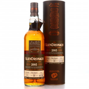Glendronach 2005 Single PX Cask 13 Year Old #1311 / The Green Welly Stop