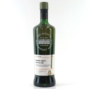 Ledaig 2008 SMWS 9 Year Old 42.43