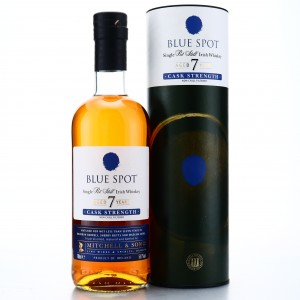 Blue Spot 7 Year Old Cask Strength