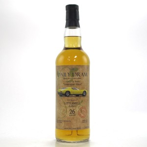 Littlemill 1988 The Daily Dram 26 Year Old