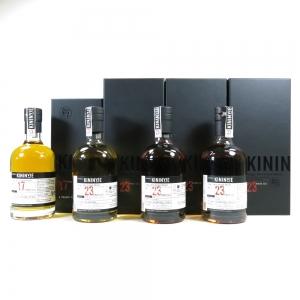 Kininvie Collection 4 x 35cl