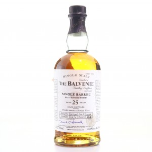 Balvenie 1974 Single Barrel 25 Year Old #10138
