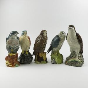 Beneages Decanters : Birds of Prey front