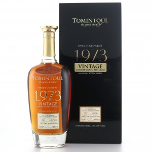 Tomintoul 1973 Double Wood 45 Year Old