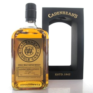 Glentauchers 1990 Cadenhead's 27 Year Old