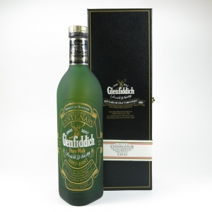 Glenfiddich Centenary Edition front