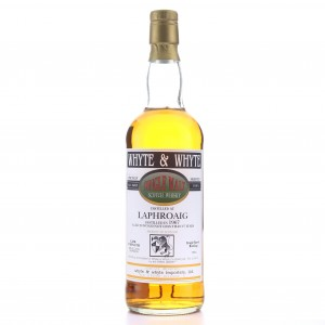 Laphroaig 1967 Whyte and Whyte 27 Year Old Cask Strength 75cl / Spirits Library