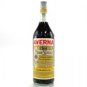 Averna Amaro Siciliano 1.5 Litre 1970s