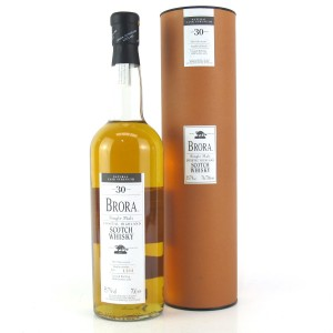 Brora 30 Year Old 2003 Release