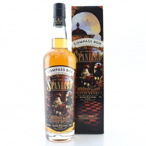 Compass Box The Story of the Spaniard 75cl / US Import