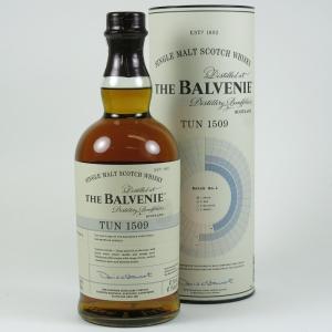 Balvenie Tun 1509 Batch #1 front