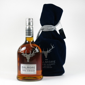 Dalmore 1995 Vintage Distillery Managers Exclusive front