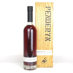 Penderyn Port Wood Single Cask / Swansea City AFC