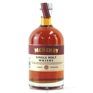 McHenry 2012 Single Malt Whisky 50cl / 4th Release